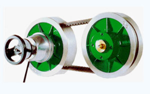 Fixed Center Variable Speed Pulley Drives (FC Series) (Interchange to Lenze)